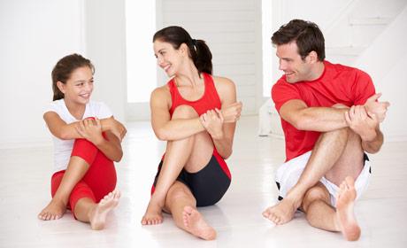 Ejercicios quiroprácticos para estirar y fortalecer la columna vertebral