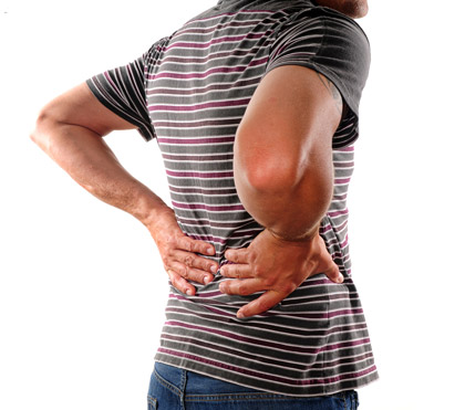 Back pain and the chiropractic