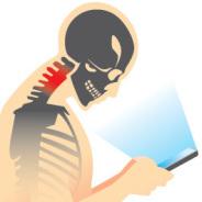 Generación TEXT NECK – como el móvil perjudica tu salud