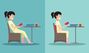 Mejora tu postura al leer, tus cervicales te lo agradecerán